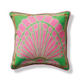 Bay Scallop Outdoor Pillow