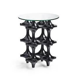Jack Tall Side Table by Porta Forma