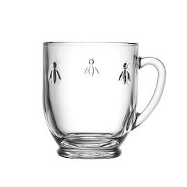 Bee Coffee Mugs, Set of Six