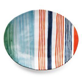 Median Oval Platter