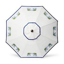 Roaming Elephant Designer Umbrella