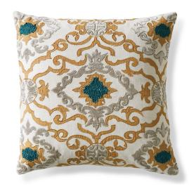 Priscilla Soutache Decorative Pillow