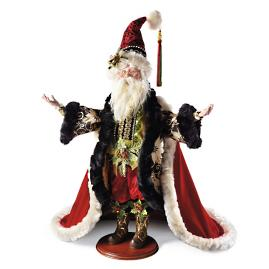 Mark Roberts Exquisite Santa Figure