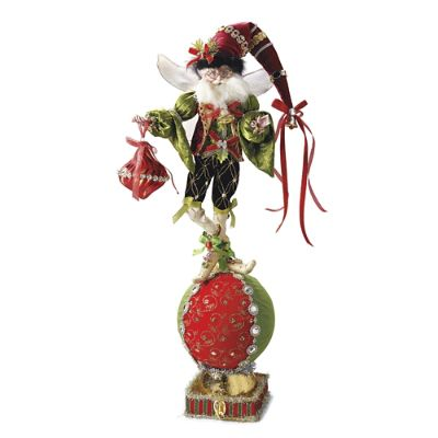 Mark Roberts Ornament Maker Fairy Stocking Holder Frontgate