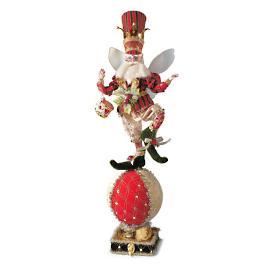 Mark Roberts Drum Maker Fairy Stocking Holder