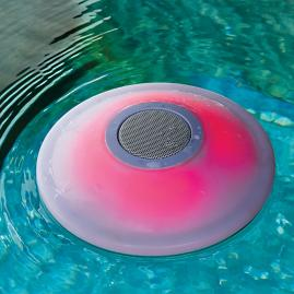 LED Floating Bluetooth Speaker