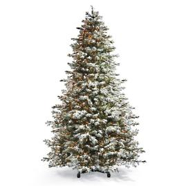 Grand Snow Blue Spruce Inversion Artificial Pre-lit Christmas