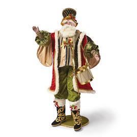 Mark Roberts Santa on the Town Figure