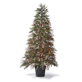 Crystal Potted Tree