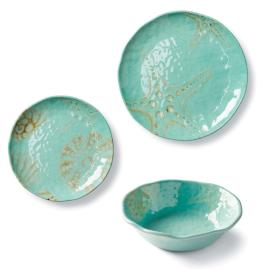 Sea Medley Dinnerware Set