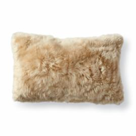 Suri Alpaca Decorative Pillow by Aviva Stanoff