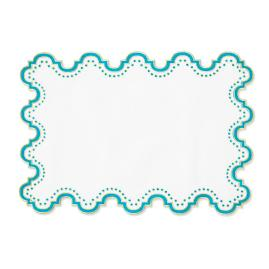 Donatella Capri Placemats, Set of Four