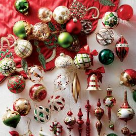 Classic Christmas 60-pc. Ornament Collection