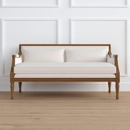 Sasha Upholstered Settee