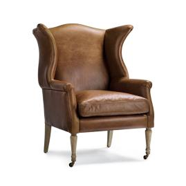 Henry Leather Chair