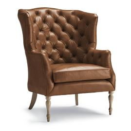 Matty Leather Chair