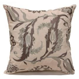 Saz Garden Decorative Pillow by Bliss Studio