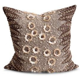 Madeleine Embellished Decorative Pillow by Bliss Studio