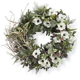 Natural Elements Pre-Decorated Flexible Garland