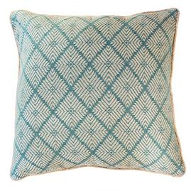 Phulkari Weave Decorative Pillow