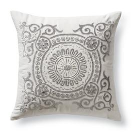 Calabria Embroidered Decorative Pillow
