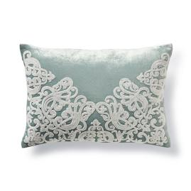 Luciano Beaded Lumbar Pillow