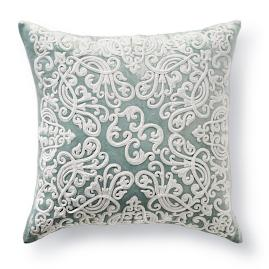 Luciano Velvet Decorative Pillow
