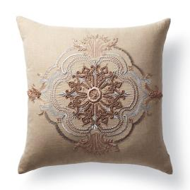 Ariana Medallion Decorative Lumbar Pillow