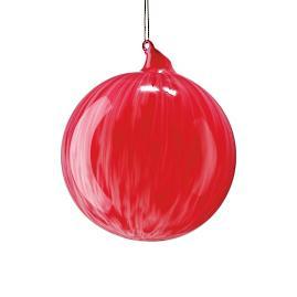 Jim Marvin Monet Ball Ornaments, Set of Four