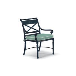 Carlisle Set of Six Dining Arm Chair Cushions