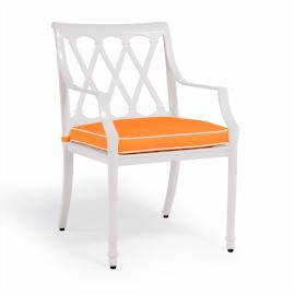 Grayson Set of Four Dining Arm Chair Cushions