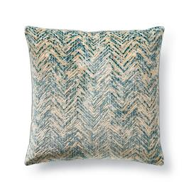 Cosmo Velvet Decorative Pillow by Dransfield & Ross