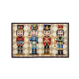 Covington Nutcracker Holiday Mat