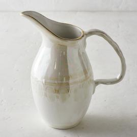 Donatella Mother of Pearl Pitcher
