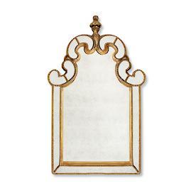 Gisella Gold Mirror