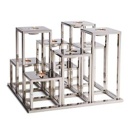 Scaffold Tea Light Holder