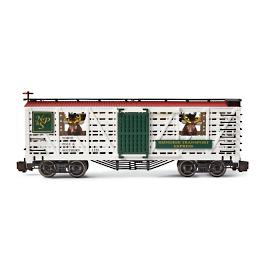 Santa's Reindeer Transport Express Box Car