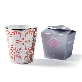 Rose et Marius Oustau Red Platinum Tumbler with