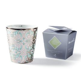 Rose et Marius Oustau Green Platinum Tumbler with