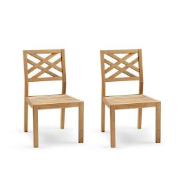 Harbor Set of Two Dining Side Chairs