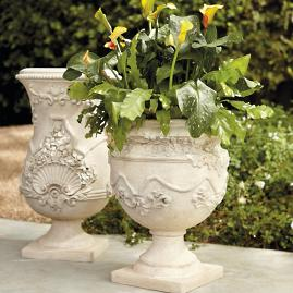 Estate Tall Planter