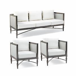 Avalon 3-pc. Sofa Set
