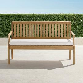 Cassara 5' Bench in Natural Finish