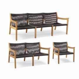 Avoca 3-pc. Sofa Set