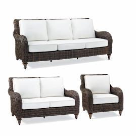 Havana 3-pc. Sofa Set