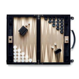 Ercolano Handmade Italian Backgammon Set