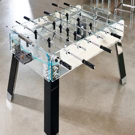 Contropiede Glass Foosball Table
