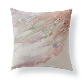 Watercolor Sky Outdoor Pillow