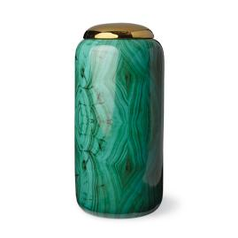 Malachite Large Canister