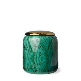 Malachite Small Canister